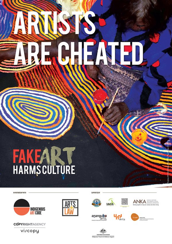 Fake Art Harms Culture