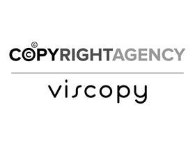 Copyright Agency Viscopy Logo