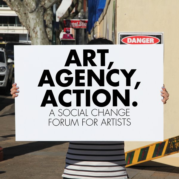 art, agency, action, melbourne