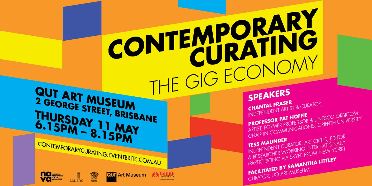 Contemporary Curating: The Gig Economy