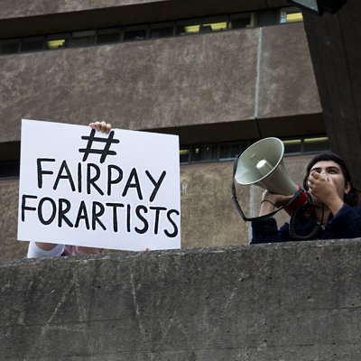 Fair Pay for Artists