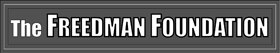 Freedman Foundation logo