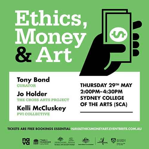 Ethics, Money, Art