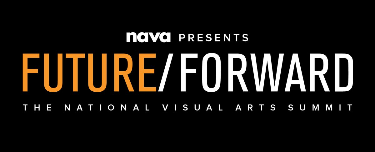 NAVA presents Future/Forward the national visual arts summit