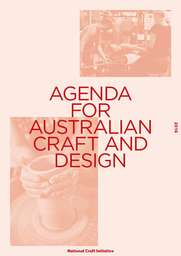 Agenda for Australian Craft and Design