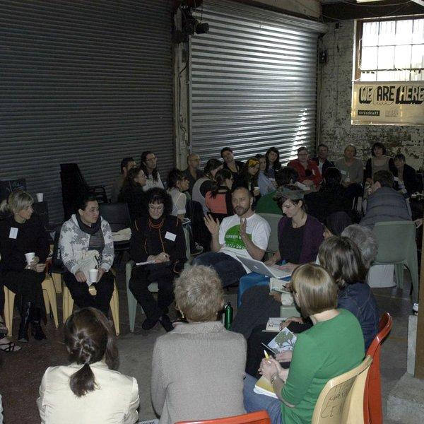 Artist Run Initiatives (ARIs) :: NAVA