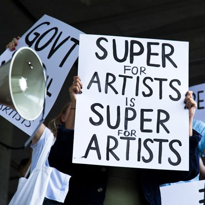 Super for Artists
